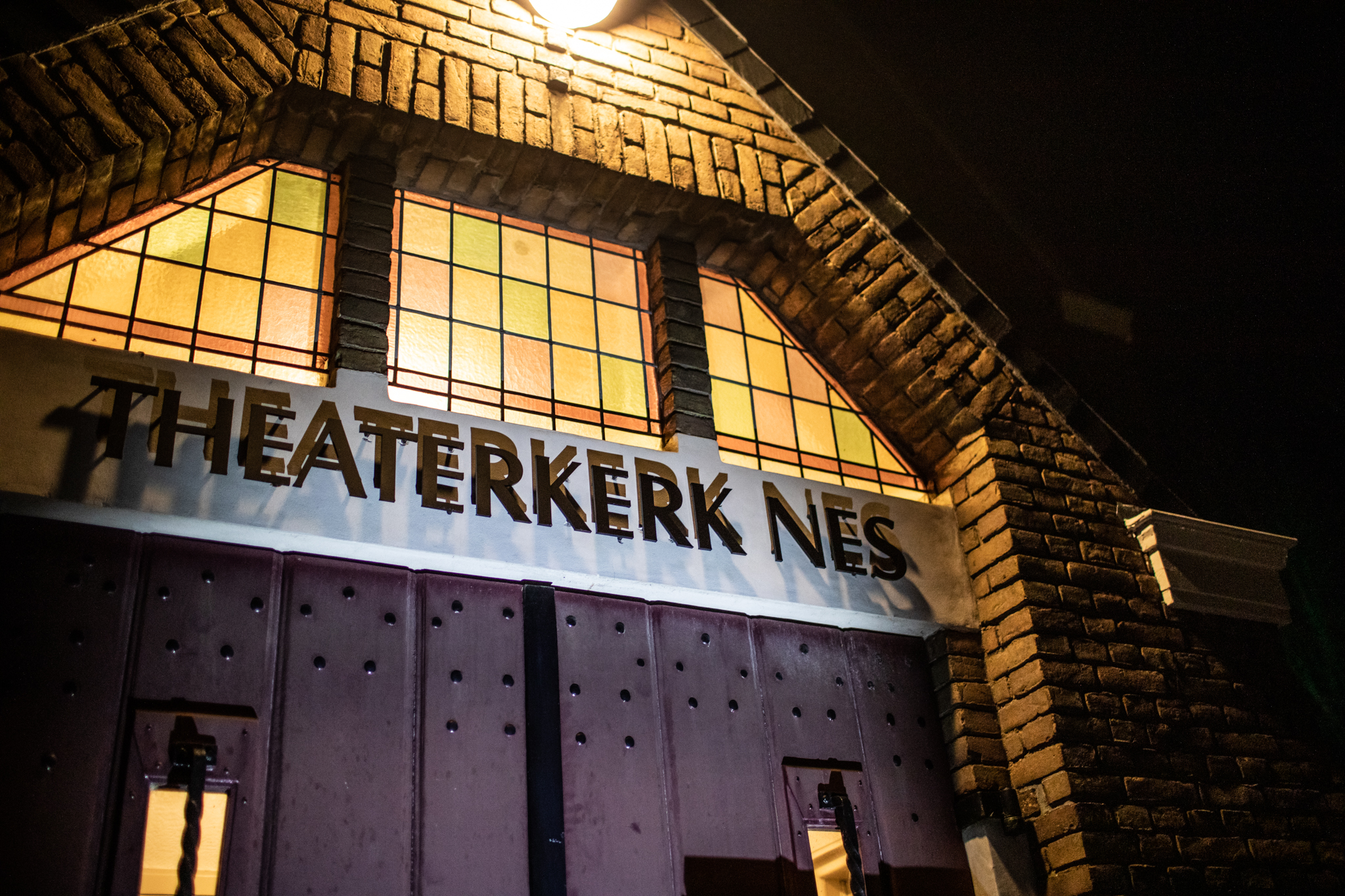 Drie Nessumer koren in Theaterkerk Nes