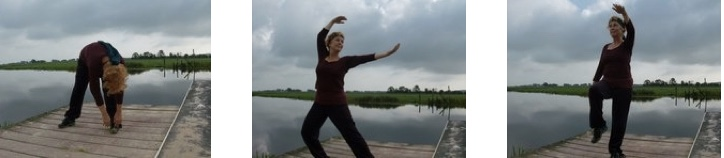 Doe mee met de bewegingsworkshop 'QiGong' in Theaterkerk Nes