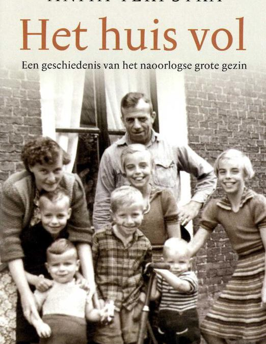 Lezing Anita Terpstra over boek 'Het huis vol'