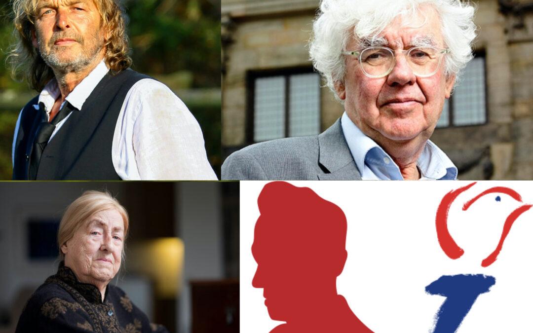 Tweede Ids De Beer-lezing met Geert Mak, Gerrit Breteler en Roos Derks